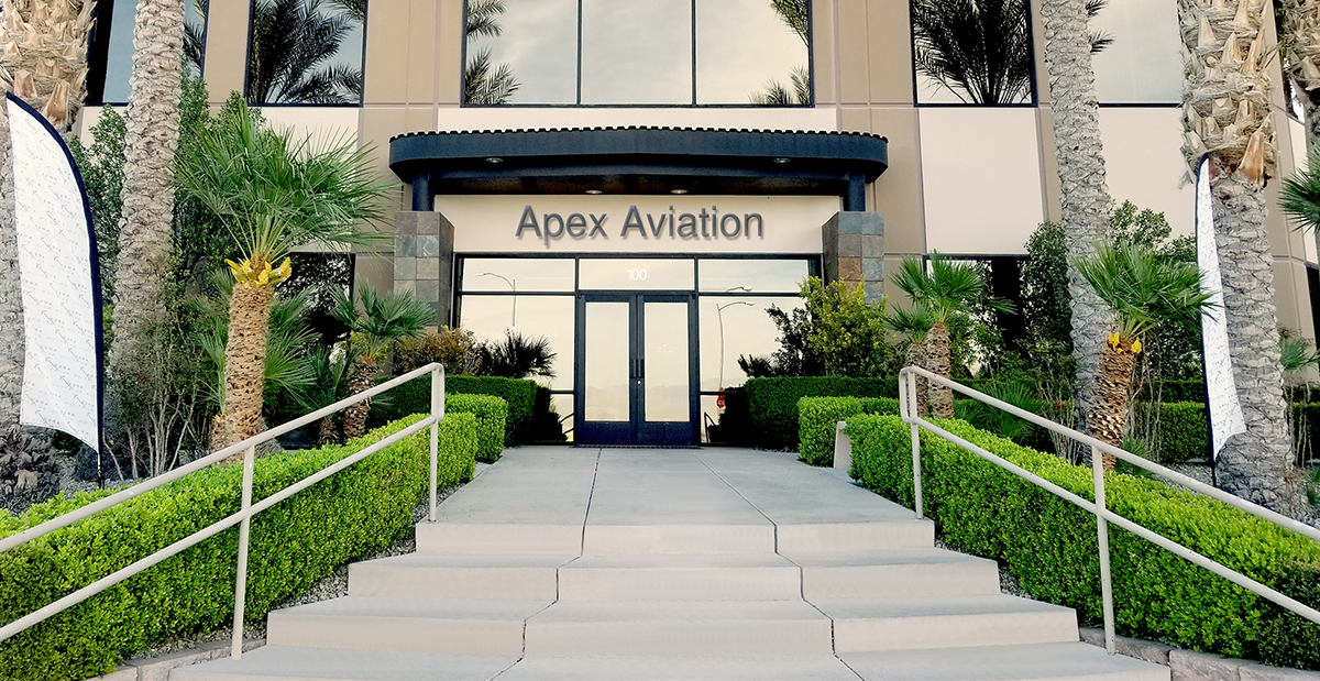 Apex Aviation Front